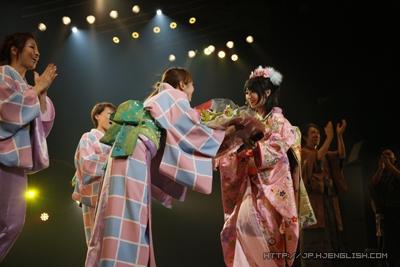 【声优领域】水树奈奈新宿coma剧场live