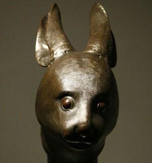 圆明园十二生肖铜兽首铜像欣赏