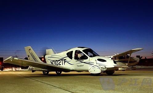 英语口语_会飞的汽车即将面市_英语口语学习