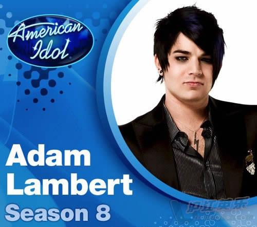 美国偶像第八季亚军:adam