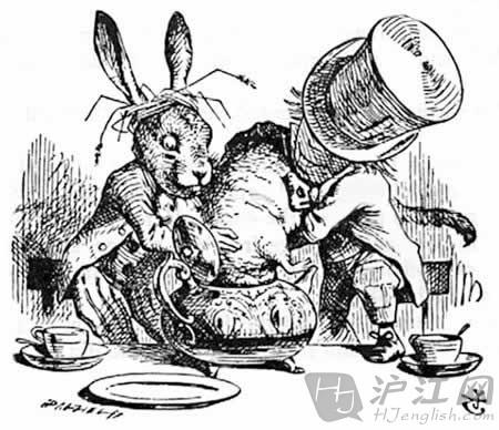 As mad as a March hare 【英英解释】completely mad 【中英解释】彻底疯狂 【谚语来历】hare是指野兔。这个谚语和之前帽匠那个意思完全一样,但这回为啥疯狂又跟三月里的兔子有关了呢?据说三月里头是兔子的繁殖发情期,野地里头的兔子们特别兴奋咯,窜上跳下的,更疯了似的。于是as mad as a March hare就被用来形容其它的人或者动物high翻得疯狂的状况啦。