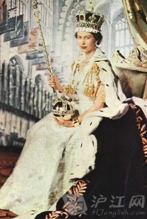 历史的脚步:英国女王伊丽莎白二世加冕(视频)