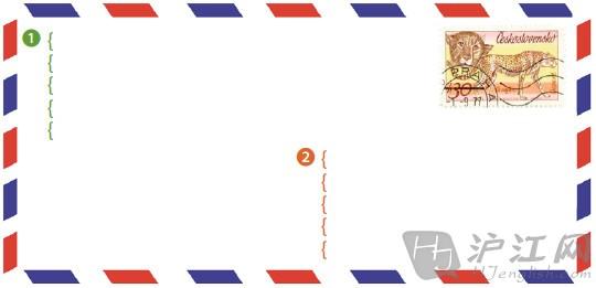 【英文商务书信 范例应用】书信范例格式套用