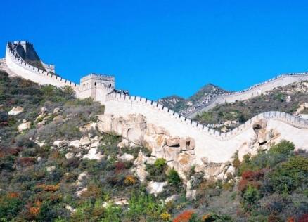 【中国著名景点的俄语介绍】北京 万里长城