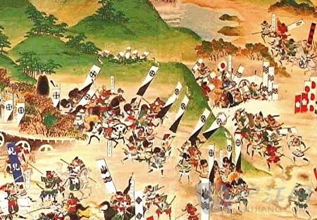 「關原之戰」的圖片搜尋結果