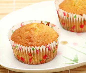 可爱美食:小炸弹蛋糕