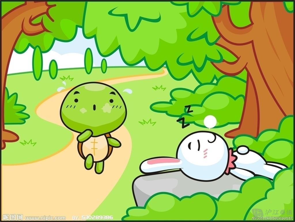 还记得我们小时候看过的伊索寓言故事--《龟兔赛跑》吗?你是故事中的乌龟还是兔子呢?从这则小故事中,你学到些什么呢?是有志者事竟成还是骄兵必败,还是有更多的感触呢?一起来听听泰国人是怎么唱这首儿歌的~ (请点音频播放键)