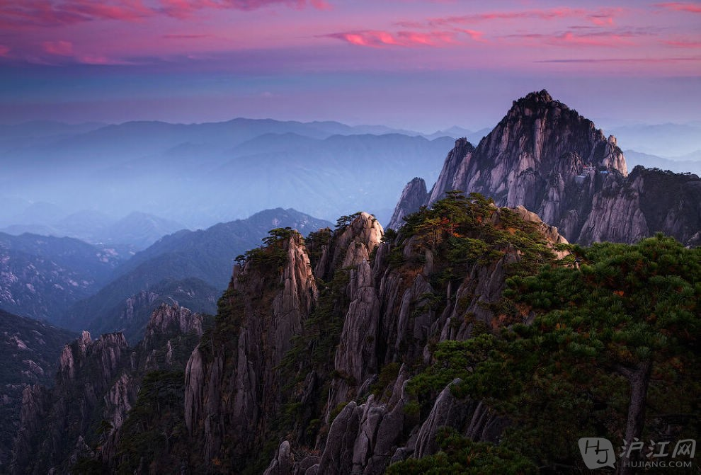 Huangshan Mountain _Learn Chinese Hujiang