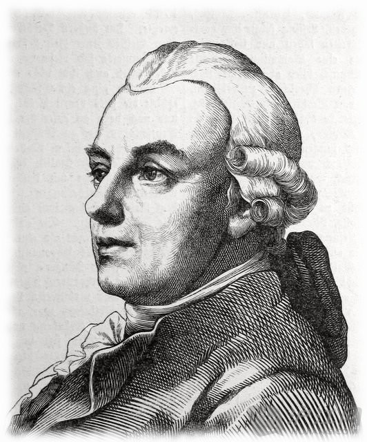 outline of voltaire lessing and kant Rousseau and the french revolution  whose people gotthold lessing called the most servile in europe  kant is the moses of our nation for the.