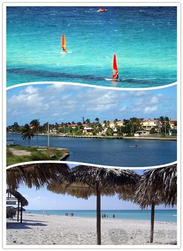 世界上美丽的海滩——巴拉德罗