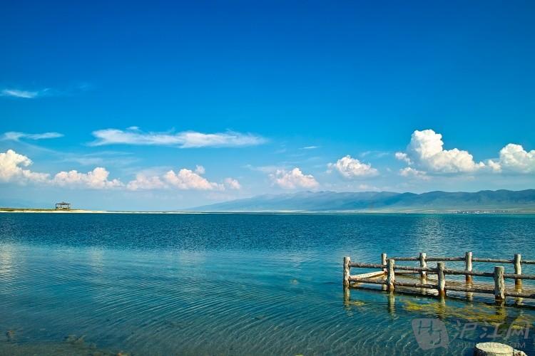 Qinghai Lake_Learn Chinese Hujiang