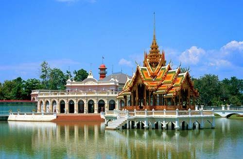 森林泰国战争片
