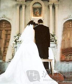 国际婚姻也在与日俱增