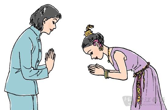 泰国合十礼 你真的学会了吗?图片