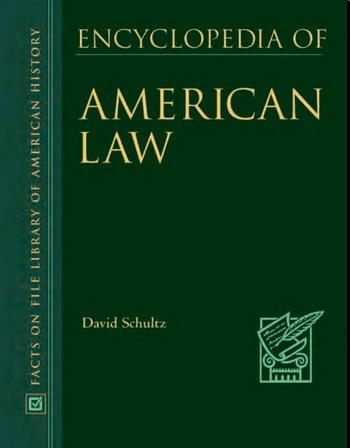 英文原版书籍:《美国法律百科》[pdf格式]