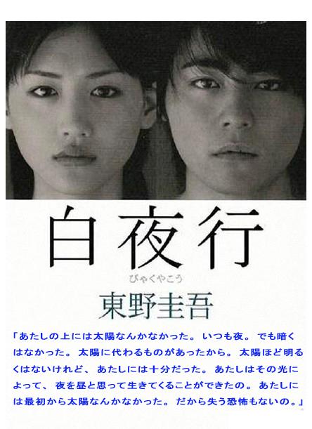 電視劇 白夜行 日本在線播放