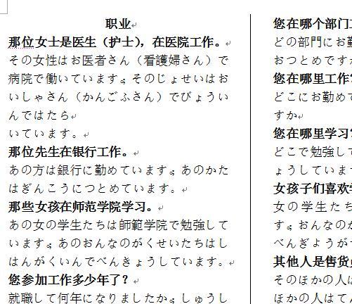 [日本语の常用语]_048_职业[doc格式]_电子书下