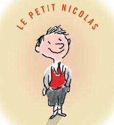 【电子书】《LepetitNicolas》(小尼古拉)法文漫画电影效果图片