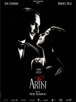 《藝術家》電影海報