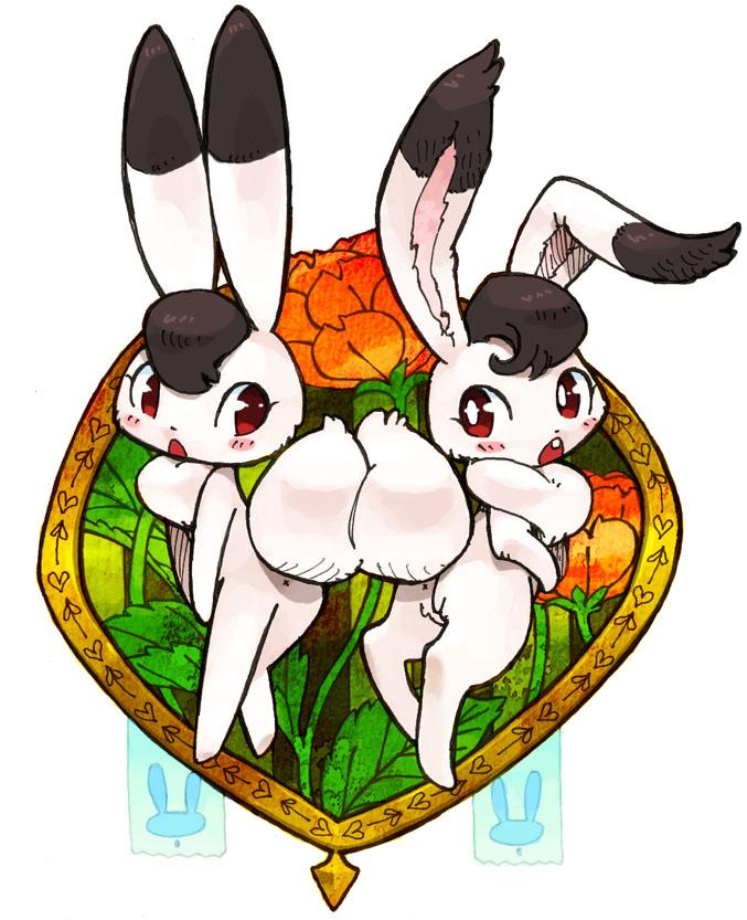 [7] 【新年组图】动漫兔子兔年大集合