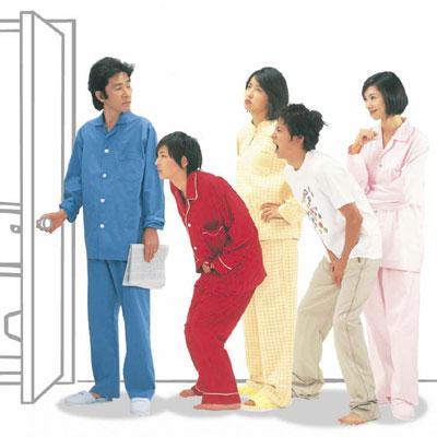 (田村正和)55岁,开业内科医生