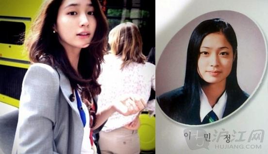 韩国新生代自然美女top10