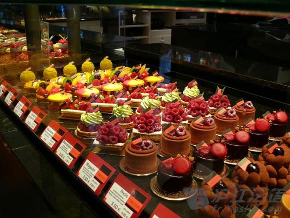 巧克力大师——美食世界的探索者