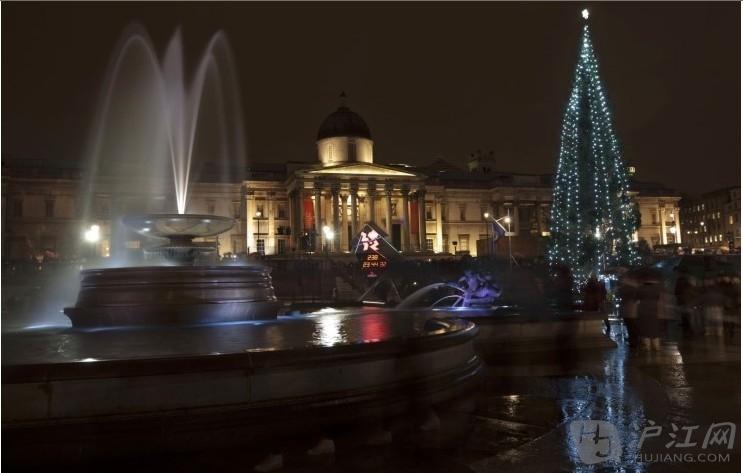 【圣诞树展览】世界各地的圣诞树