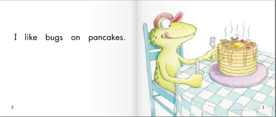 动物英语学习_海尼曼阅读小学grade1:青蛙的英语课件小学级别图片
