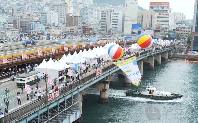文化完美交融的釜山影岛区