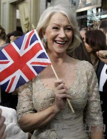 【海伦·米伦】海伦米伦:英国演员不如美国演员努力(有声)