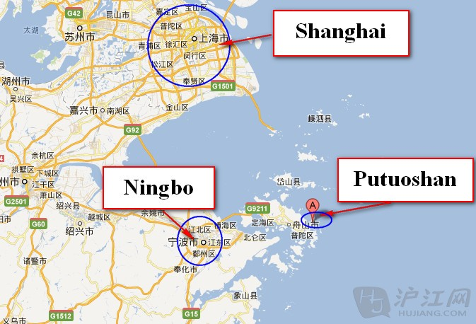 Is There An Island In The South Of China