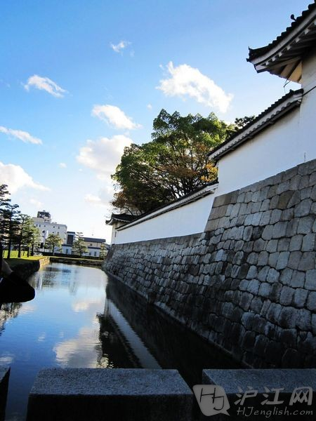 漫画日语_玩转日本景点:京都篇--金阁寺、岚山